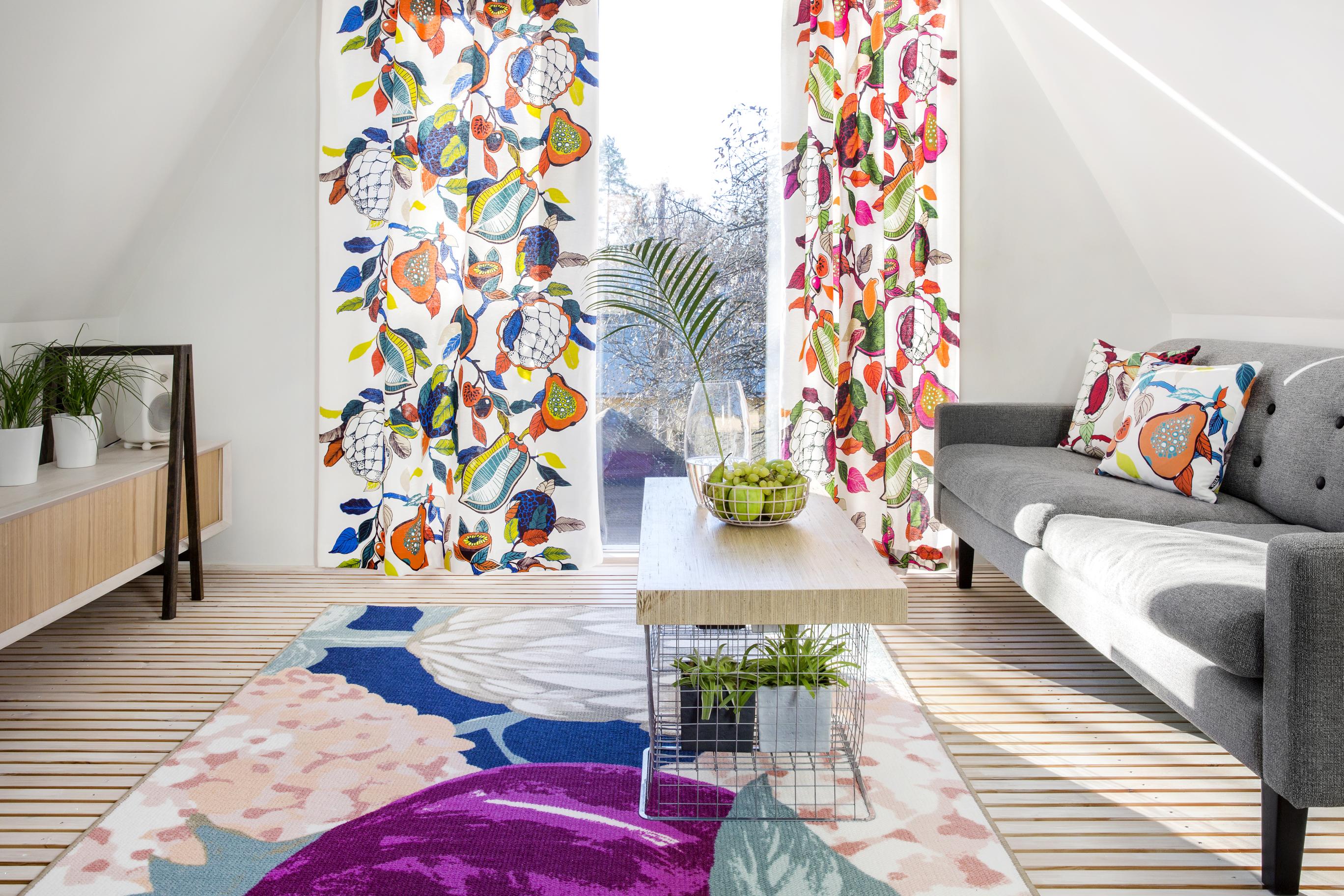 Moderne gordijnen en design gordijnen for Gordijnen modern