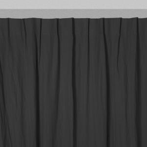 Landelijk linnen-donkergrijs